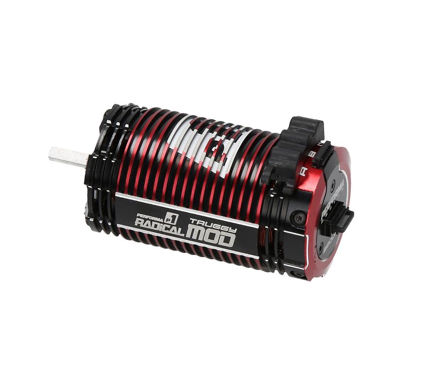 Performa P1 1/8 Truggy Radical Brushless Motors