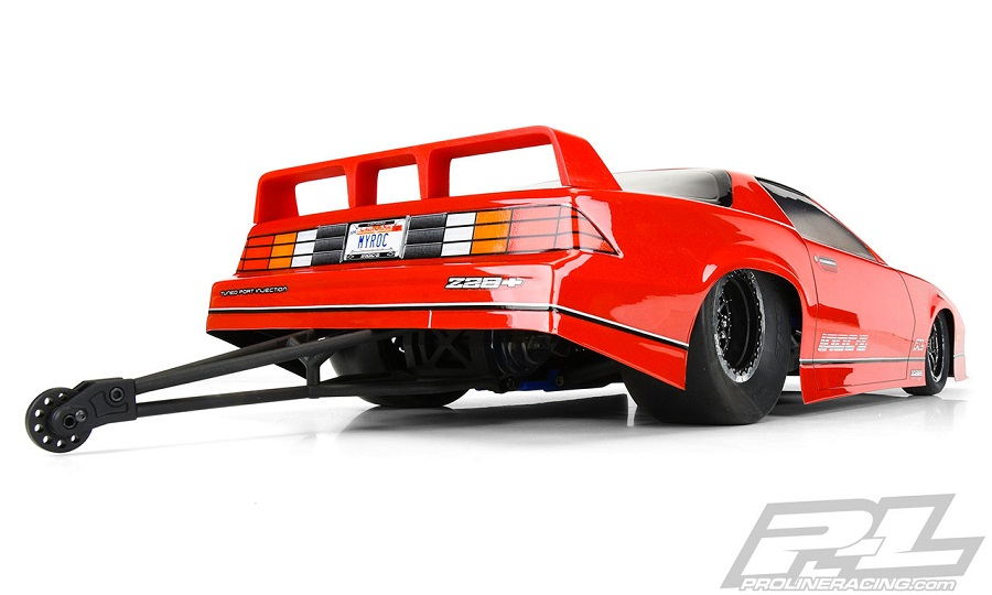 Pro-Line 1985 Chevrolet Camaro IROC-Z Clear Body