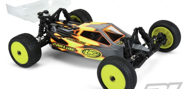 Pro-Line Axis Light Weight Clear Body For The Losi Mini-B