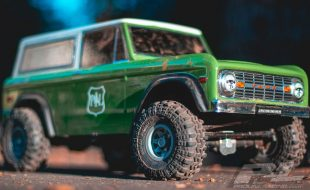 Pro-Line Class 0 Interco Super Swamper TSL SX 1.55″ Predator (Super Soft) Rock Terrain Truck Tires