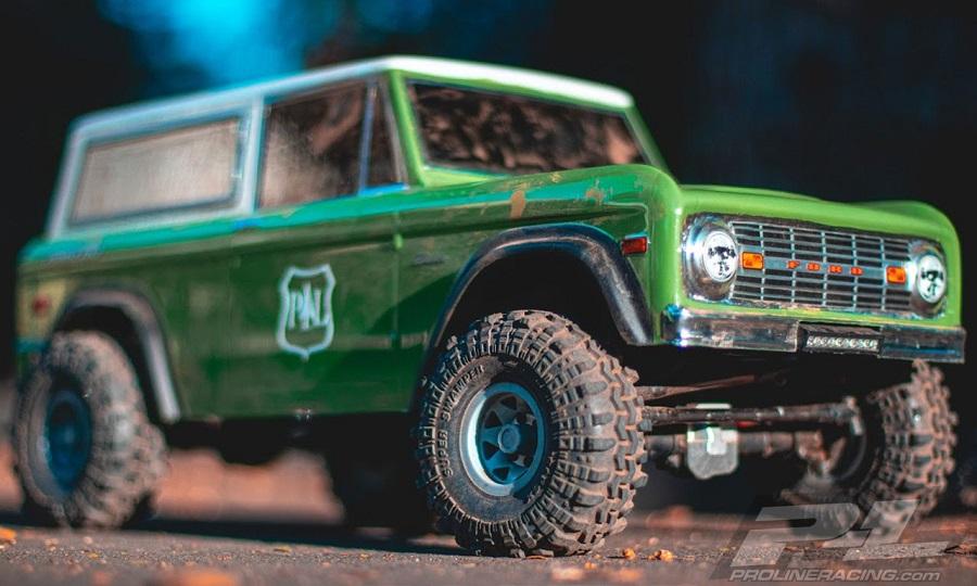 "Pro-Line Class 0 Interco Super Swamper TSL SX 1.55"" Predator (Super Soft) Rock Terrain Truck Tires"