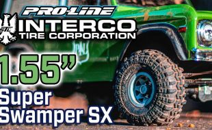 Pro-Line Class 0 Interco Super Swamper TSL SX 1.55″ Truck Tires [VIDEO]