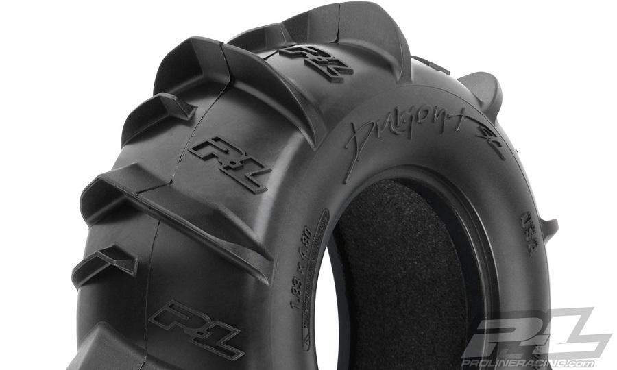 """Pro-Line Dumont Paddle SC 2.2""""/3.0"""" Sand/Snow Tires"""