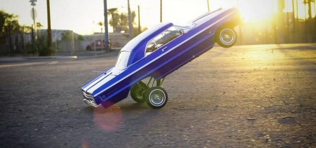 Redcat Sixty Four Lowrider Hopper [VIDEO]