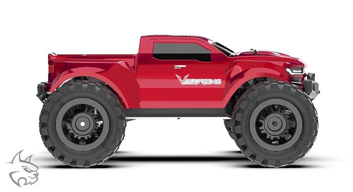 Redcat Volcano-16 RTR 1/16 Monster Truck