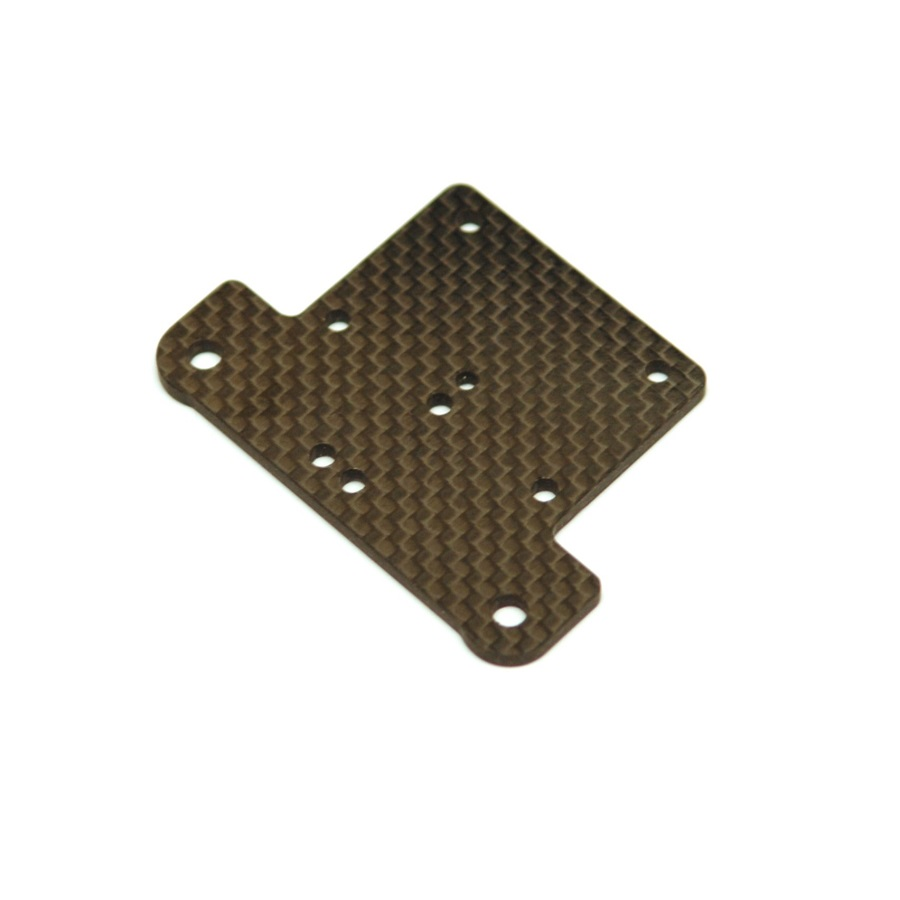STRC High-Down Force Rear Wing Support & Steering Bellcrank Plate For ARRMA Vehicles