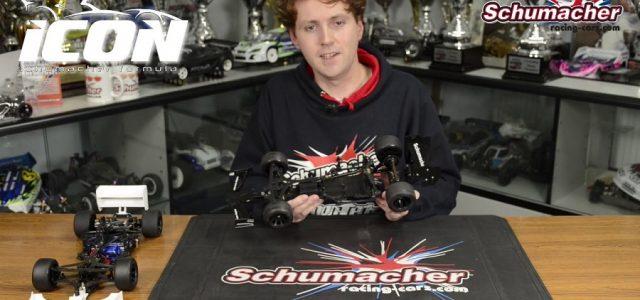 Schumacher Icon 1/10th RC Formula Car [VIDEO]