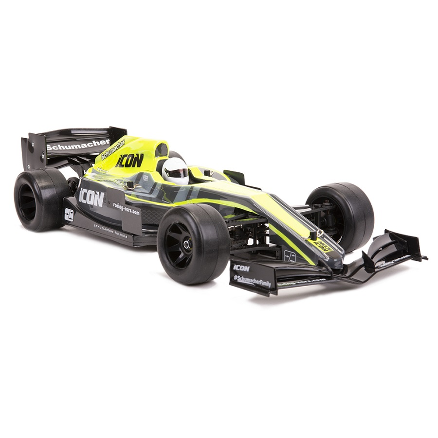 Schumacher Icon Formula Car Launched