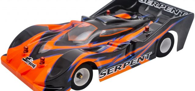 Serpent S240 '21 1/24 On-Road Car