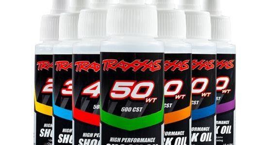 Traxxas Premium Shock Oil