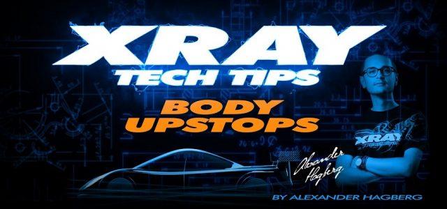 XRAY Tech Tips – T4 Body Upstops [VIDEO]