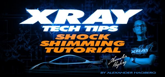 XRAY Tech Tips – T4 Shock Shimming Tutorial [VIDEO]