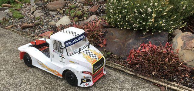 Eurotruck spec racer