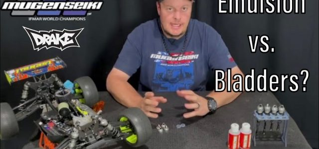 Emulsion Vs. Bladder Shocks With Mugen's Adam Drake [VIDEO]