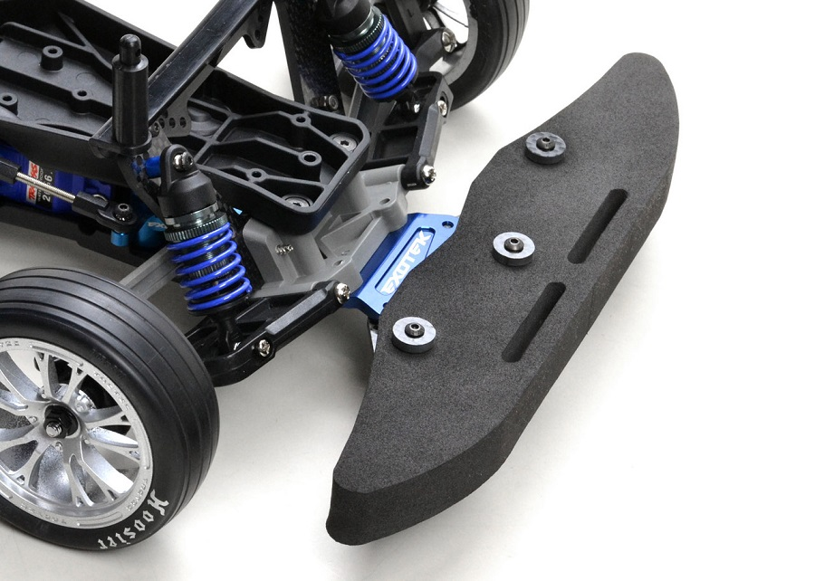 Exotek Bumper Set For The Traxxas Slash