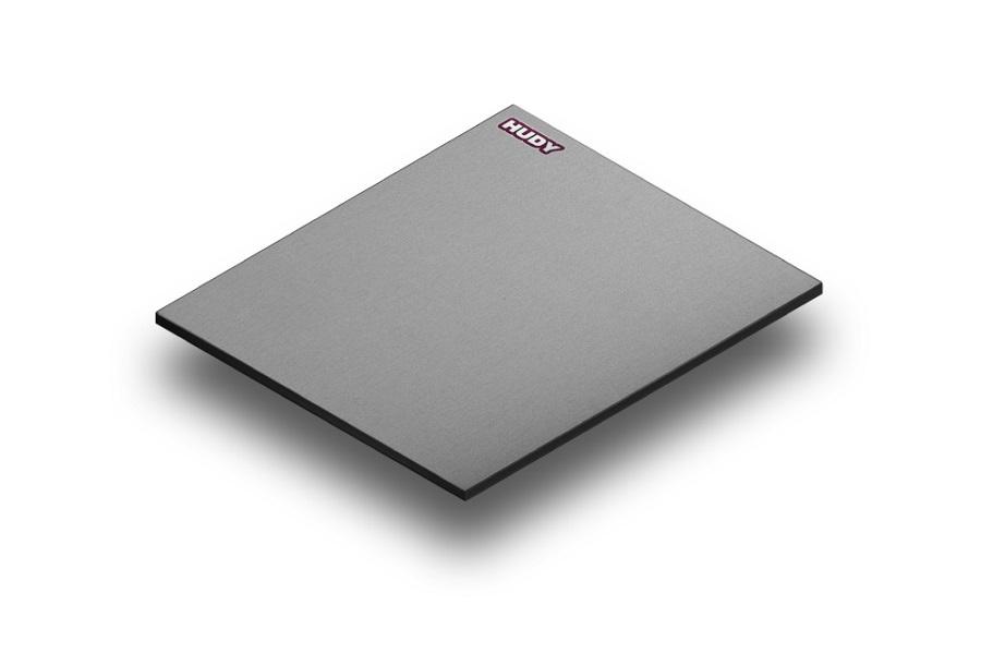 HUDY Lightweight Silver Grey Flat Set-Up Board