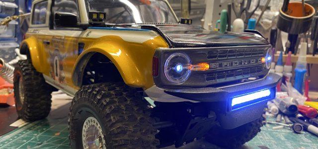 Big Oly Bronco – 2021 Style!!