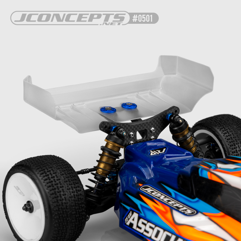 JConcepts Carpet Astro High-Clearance 7 Rear Wing