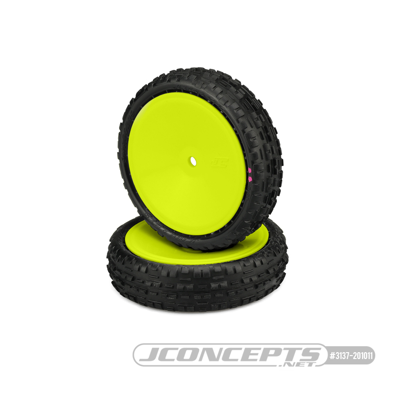 JConcepts Pre-Mounted Swaggers & Twin Pins
