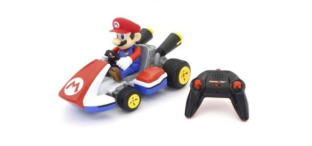 Kyosho Big Egg Mario Kart RC [VIDEO]