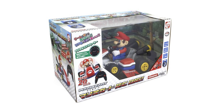 Kyosho Big Egg Mario Kart RC