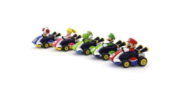 Kyosho Egg Mini Mario Kart Collection [VIDEO]