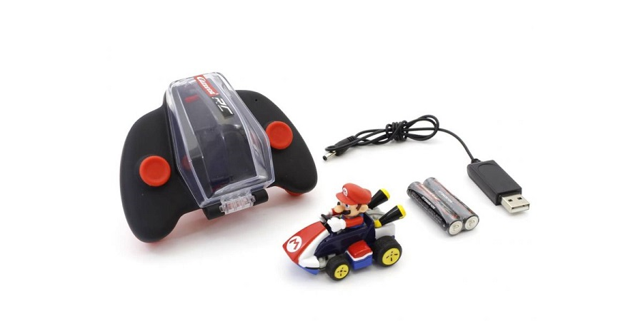 Kyosho Egg Mini Mario Kart Collection