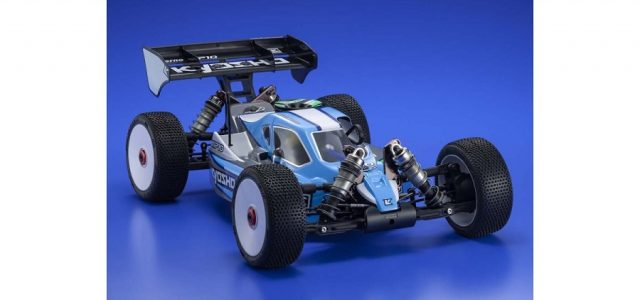 Kyosho Inferno MP10 TKI2 1/8 Nitro 4WD Buggy [VIDEO]