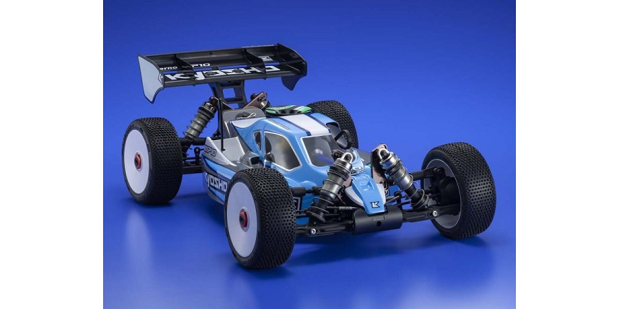 Kyosho Inferno MP10 TKI2 1/8 Nitro 4WD Buggy
