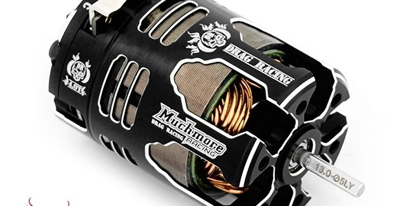 Muchmore FLETA ZX V2 Drag Racing Brushless Motors