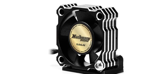 Muchmore Racing 30 & 40mm Aluminum Turbo Cooling Fans