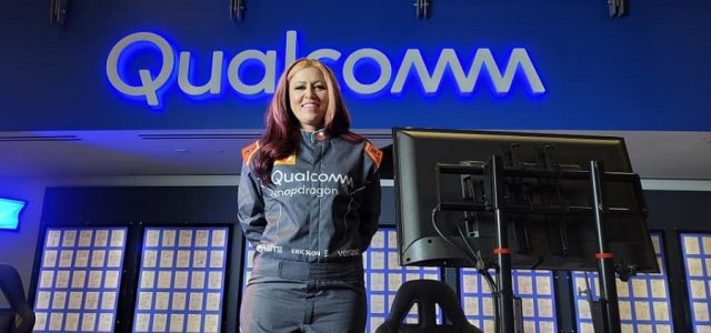 Mugen's Ronda Drake Featured In Qualcomm Commercial [VIDEO]