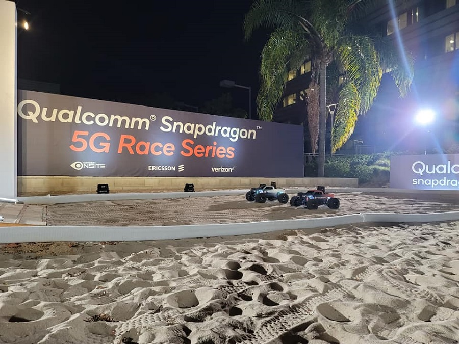 Mugen's Ronda Drake Featured In Qualcomm Commercial