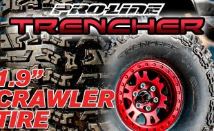 Pro-Line Trencher 1.9″ Rock Crawling Tire [VIDEO]