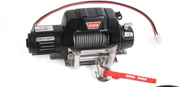 RC4WD 1/10 Warn 9.5cti-s Winch [VIDEO]