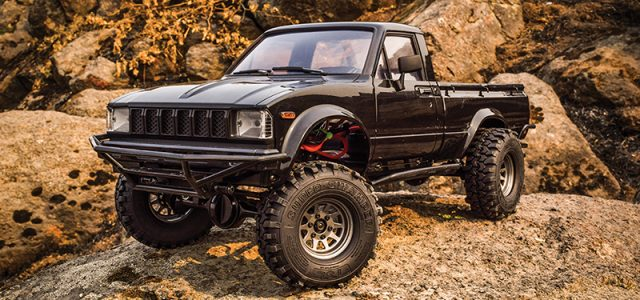 RC4WD Trail Finder 2 RTR With Mojave II Body Set (Midnight Edition) [VIDEO]