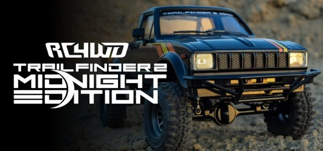 RC4WD Trail Finder 2 With Midnight Edition Mojave Body Set [VIDEO]