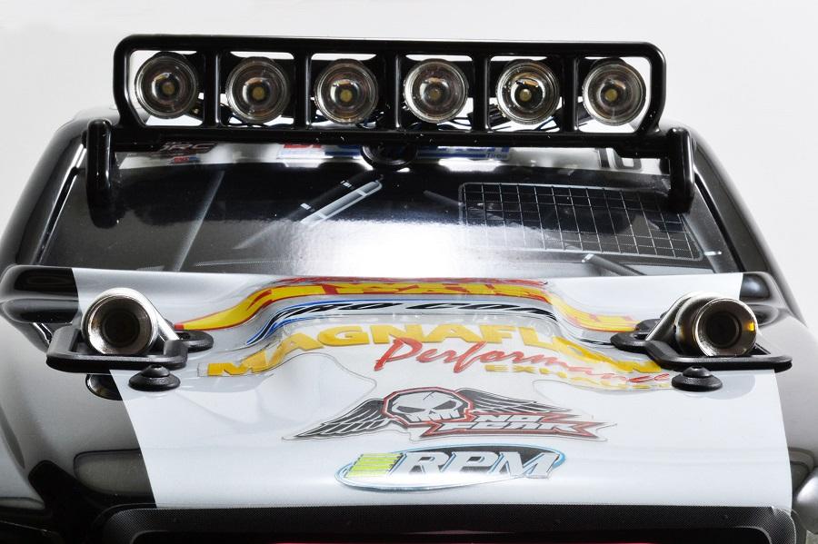 RPM Chrome Mock Mirror Turbos