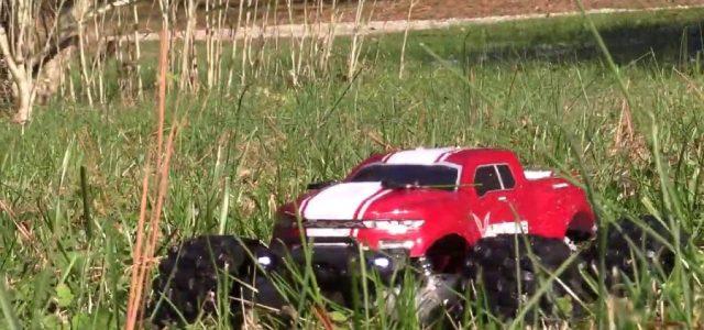 Redcat Volcano-16 1/16 Brushed Monster Truck [VIDEO]