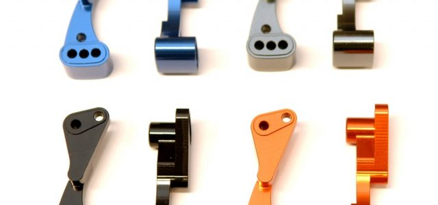 STRC Aluminum Option Parts For The Team Associated DR10
