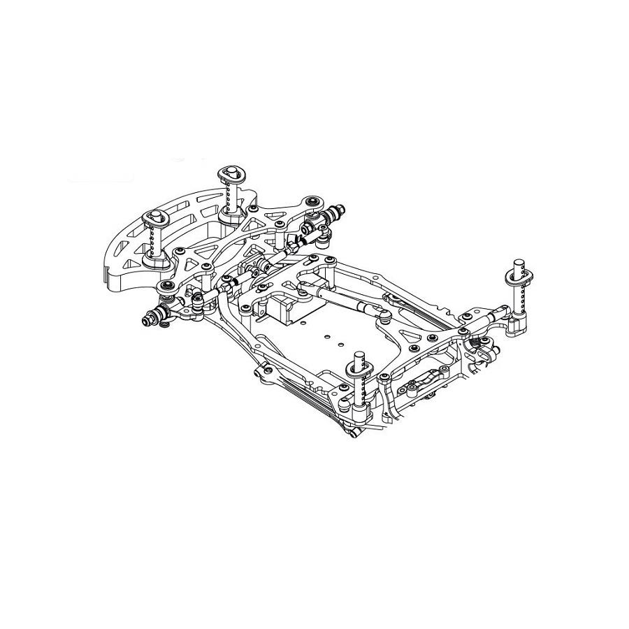 Schumacher Atom 2 Option Parts
