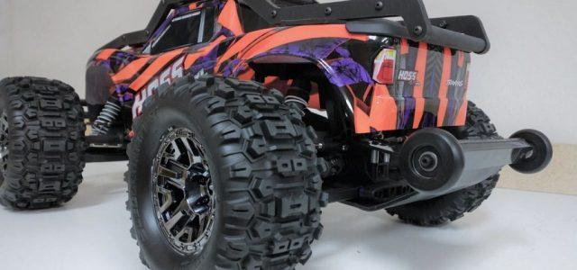 TBR Option Parts For The Traxxas Hoss 4X4 VXL