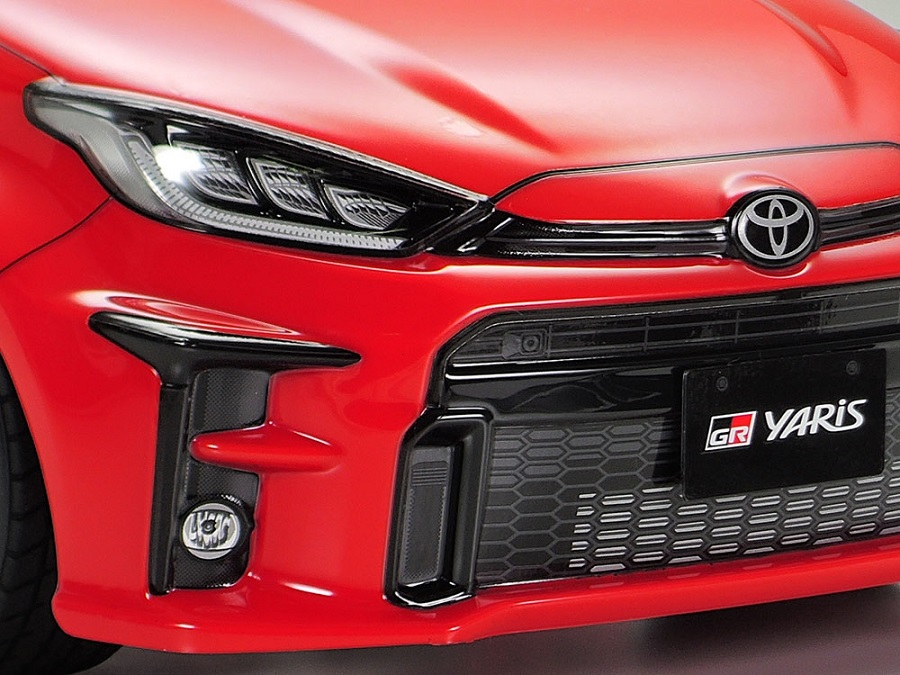Tamiya Toyota GR Yaris M-05 Chassis