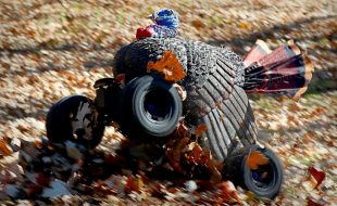 Traxxas Introduces The World's Fastest Turkey [VIDEO]