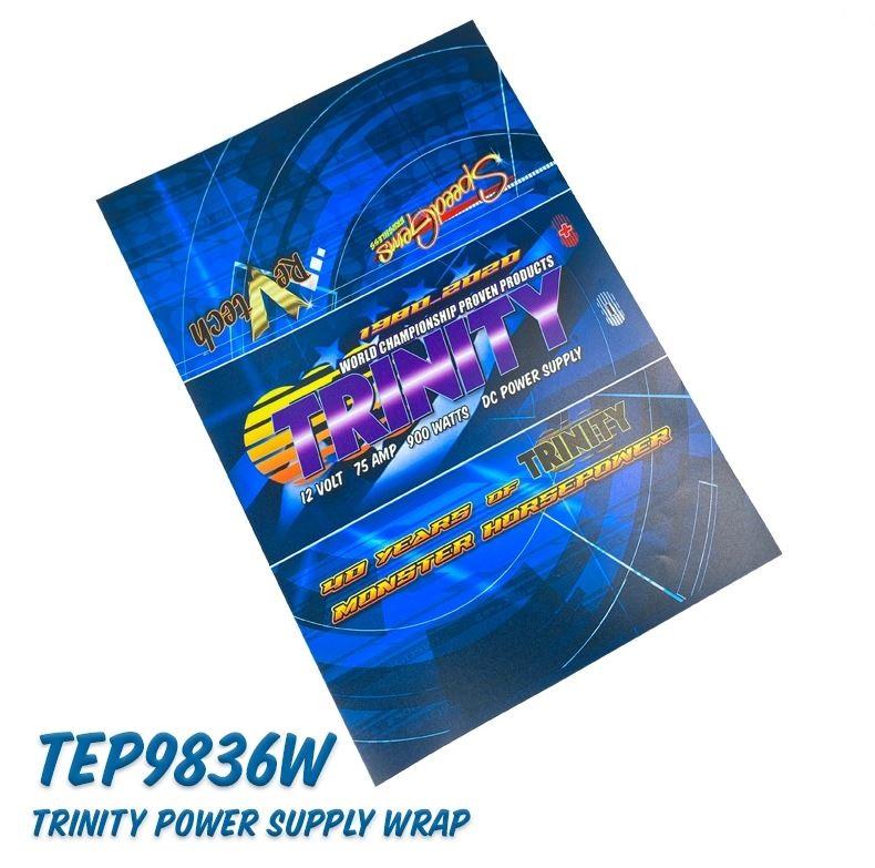 Trinity 40th Anniversary Power Supply & Wrap