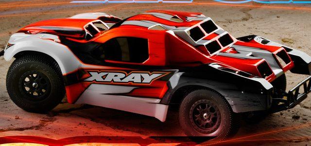 XRAY SCX 1/10 2WD Short Course Truck