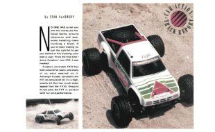 TBT Futaba FX10 2WD Buggy