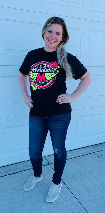 2021 McAllister Racing T-Shirt