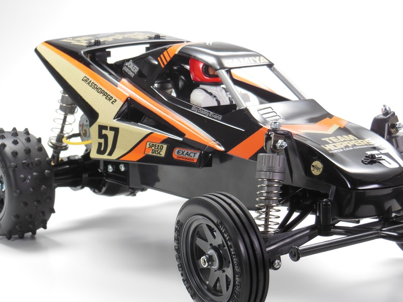 Tamiya Announces New Releases For Early 2021