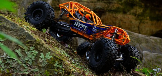 Axial RBX10 Ryft 1/10 Smart Rock Bouncer RTR [VIDEO]